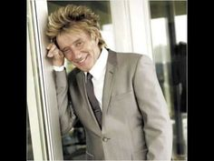 Rod Stewart - Your Song./Favorite song Maggie Mae