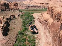 Throw yourself off a cliff and you only have yourself to blame for what happens next. The consequences of adventure sports are brought most clearly into focus when you think about what could go wro… Base Jumping, Stunts, Outdoor Activities, Castle, Country Roads, Adventure, Moab Utah, Travel, Image