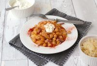 Συνταγές | Χρυσελιά Chana Masala, Food And Drink, Breakfast, Ethnic Recipes, Chickpeas, Morning Coffee, Chic Peas