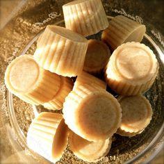 Salted Caramel Chocolates (dairy free)