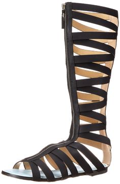758cefdffee Amazon.com  gx by Gwen Stefani Women s Axe Gladiator Sandal  GX  Shoes