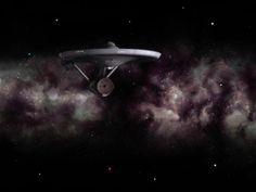Star Trek Season 1 Episode 3 - Where No Man Has Gone Before (22 Sep. 1966), USS Enterprise (NCC-1701)