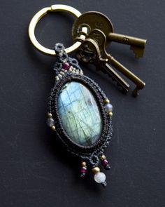 """Φυσική πέτρα αξεσουάρ μακραμέ """"Freaky Χέρια"""" Blog: Νέα Κίλινγκ"""