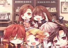 RFA visits Jaehee's Cofeeshop!! :3 was for an... | neo☆pon