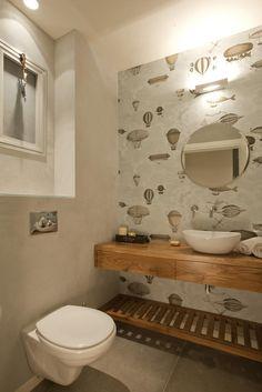 ממוזנח למטופח: כך תהפכו את שירותי האורחים לחדר הכי מגניב בבית | בניין ודיור