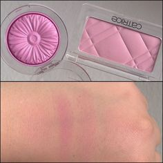 CATRICE Lilactric Defining Blush vs CLINIQUE Pansy Cheek Pop http://www.magi-mania.de/catrice-lilactric-defining-blush-clinique-pansy-cheek-pop/