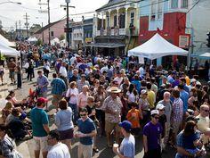 oak street poboy festival.