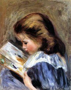 Pierre Auguste Renoir - The picture book