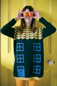 You ll feel right at home in our lambswool House Long Sweater. Nordic  inspired fedac3f32