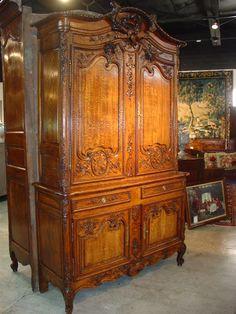 Louis XV armoire
