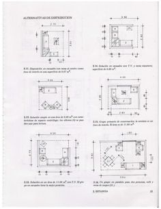 Separacion mesas sillas restaurante info pinterest for Medidas estandar de una casa arquitectura