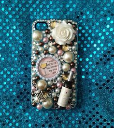 Wine iPhone 4 Case by SprinklesPhoneCases on Etsy !