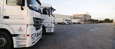 Grupo CALICHE · Empresa de Transporte y Logística