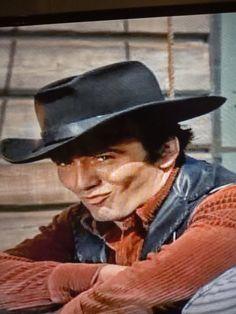 Doug Mcclure, James Drury, Actor James, The Virginian, Cowboy Hats, Tv Shows, Handsome, Actors, Actor
