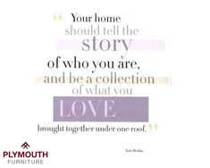 All of our Quotes of the Day. – Plymouth Furniture Blog This Is Us Quotes, Quote Of The Day, Plymouth, Real Life, My Love, Blog, Furniture, Practical Life, Blogging