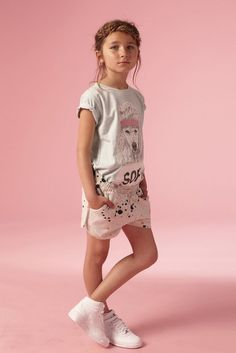 Soft Gallery SS15, Le Voyage - Petit & Small