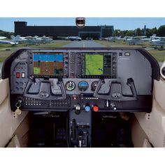 Cessna 182T G1000 Cockpit Poster - Google-søk
