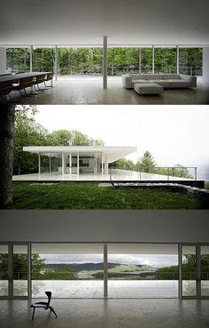 Inspiring Minimalist Design by Alberto Campo Baeza | Modern Interiors: