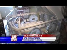 New Pavilion opens at Akron Children's (WOIO)