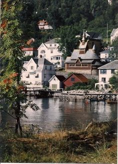 norge - Balestrand