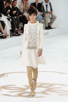 Défilé Chanel – Défilé Haute Couture Automne-Hiver Paris 2014-2015