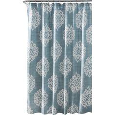 $49.95  Lush Decor Sophie Shower Curtain & Reviews | Wayfair  http://www.wayfair.com/Sophie-Polyester-Shower-Curtain-C33845P15-000-LJD3893.html