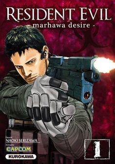 L'adaptation manga de la célèbre saga Resident Evil sort aujourd'hui ! Des clients ?  http://www.facebook.com/MyBOOX/posts/105661502909495