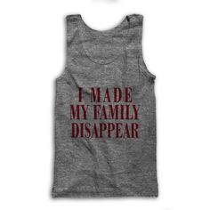I Made My Family Disappear by AwesomeBestFriendsTs on Etsy #homealone