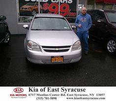 #HappyBirthday to Corey Chilson from Ed Perra at Kia of East Syracuse!
