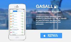 GasAll, una app para repostar en la gasolinera más económica - http://www.actualidadiphone.com/2014/10/23/gasall-una-app-para-repostar-en-la-gasolinera-mas-economica/