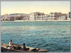İstanbul-Dolmabahçe Palace, Constantinople, Turkey, (LOC)