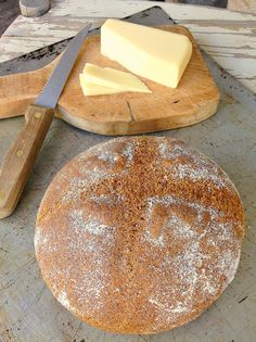 Rustic Bread Mix | californiacountrygal