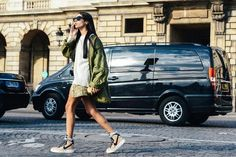 High-tops with skirts? Just do it.