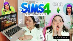 Jugando los sims 4 por primera vez! #gameplay Sims 4, The Sims4, Canal E, Games To Play, Blog, Hair Beauty, Hairstyle, Youtube, Boyfriends