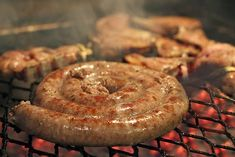 No South African can survive without boerewors. No South African can call it a braai if there is no boerewors, so, no more excuses, all you need is a gadget to mince and sausage maker, and most electric mixers have the gadgets. South African Braai, Planning Menu, Biltong, South African Recipes, Grass Fed Beef, Meat Lovers, Sausage Recipes, Meat Recipes, Recipies