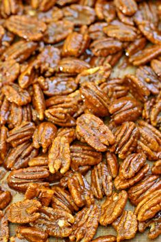 This Spicy Pecan Snack recipe is one of my favorite snacks, and while in the oven toasting, your home will become so aromatic. The mix of curry and chili adds a surprising addition to the smoky, nutty pecan. - www.keviniscooking.com