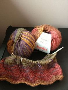 Simple and super soft...cowl. [pattern from Ravelry Birthday Cowl by Nova Seals] free pattern