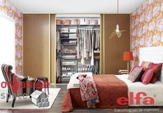 Inloopkast Van Elfa : 46 best elfa sliding door wardrobe images sliding doors sliding