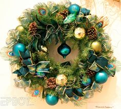 10 Wreaths To Make You Want to DE-CO-RAAATE!