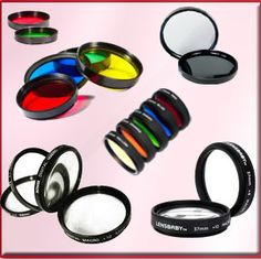 Most Used Filters for Nature and Wildlife Photography: Camera Filter Reviews ND Filter, etc