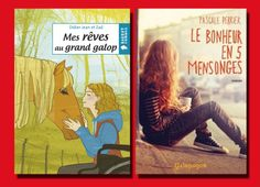 Perrier, Marianne, Coups, 2013, Romans, Teen, Bonheur, Horse, Novels