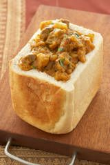 South Africa - Bunny Chow - More of my favorite food