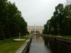 Palais de Peterhof #instantVDS16