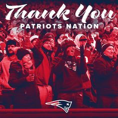 Not the outcome we wanted, but proud to play for you, Thanks for your support all season long! Go Pats, Patriots Fans, Boston Strong, Boston Sports, Home Team, New England Patriots, Thankful, Seasons, Photo And Video