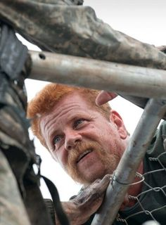 "The Walking Dead Season 6 Episode 6 ""Always Accountable"" Sgt. Abraham Ford"