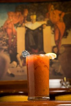Visit the King Cole Bar, at the St Regis New York, where the Bloody Mary was born.