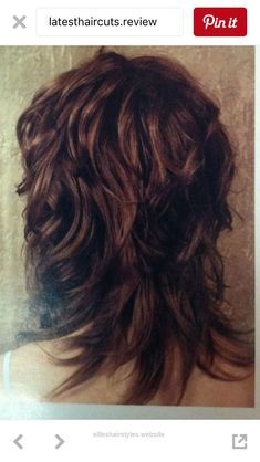 curly hairstyles haircuts shag haircuts for 50 shag hairstyles 4902