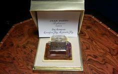 NEW Vintage Joy Jean Patou 1 OZ  Pure Parfum Splash Presentation Box #JeanPatou