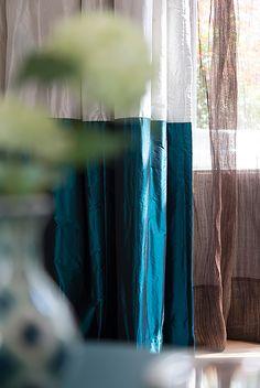 Zijden gordijnen Rubelli - Doornebal Interiors | DESIGNER FABRICS ...