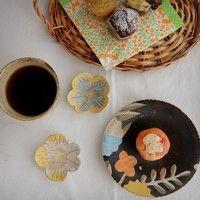 愛らしさがいっぱい鹿児島睦さんのアート雑貨がとっても可愛い